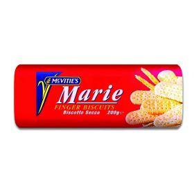 McVities Marie Finger Biscuits 3 x 200 GM