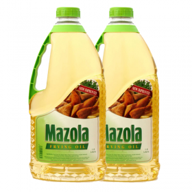 Mazola Frying Oil 2 Pcs 1.8 Litre