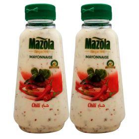 Mazola Mayonise Chilli 2 X 340 Gm
