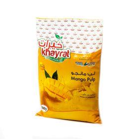 Khayrat Frozen Alphonso Mango Pulp 1Kg