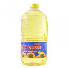 Minara Sunflower Oil 3 LTR