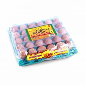 Barka Omani Brown Eggs Large 30 Pcs