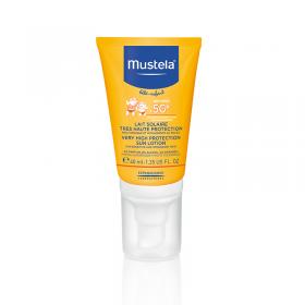 Mustela Sun Lotion For Face [Spf-50] 40 Ml