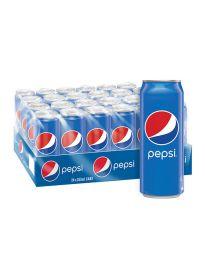 Pepsi Carbonated Soft Drink Pet 24 X 250Ml