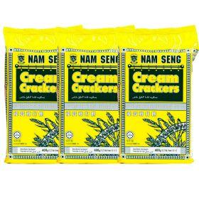 Namseng Cream Crackers 3 X 340 Gm