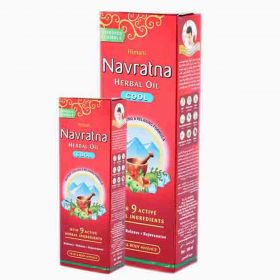 Navaratna Oil W9 Active Herbal 300 Ml + 100 Ml