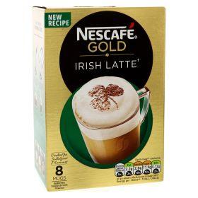 Nescafe Gold Irish Latte 176g