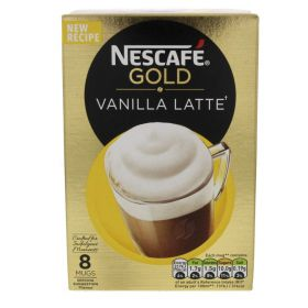 Nescafe Gold Vanilla Latte 148g