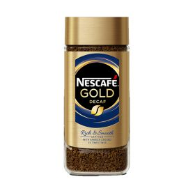 Nescafe Gold Decafe Rich & Smooth Instant Coffee 100Gm