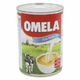 Omela Evaporated Milk 405g