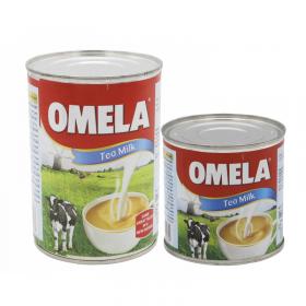 Omela Evaporated Milk 405 Gm + 169 Gm