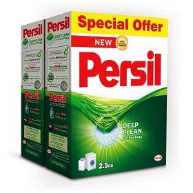 Persil Washing Powder 2 X 2.5 Kg