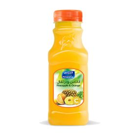 Almarai Pineapple & Orange Juice 300 Ml
