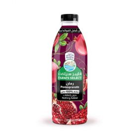 Almarai Farms Select Pomegranate 100% Juice 250 Ml