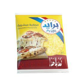 Pride Mozzarella Cheese (Shredded) 200Gm
