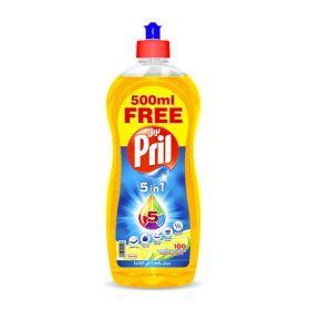 Pril Dish Wash 1 Ltr + 500 Ml