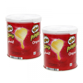 Pringles Original Chips 40gm x 2