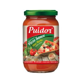 Puidor Pizza Sauce Fine Herbs 360 Gm