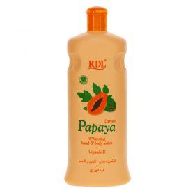RDL Papaya Lotion 600Ml
