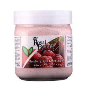 Facial Scrub Cream Raspberry 500Ml