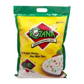 Rozana Indian Basmati Rice 5 Kg
