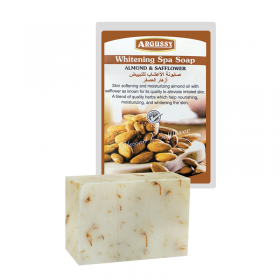 Argussy Spa Soap 100Gm Almond And Safflower