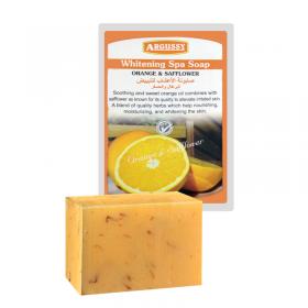 Argussy Spa Soap 100Gm Orange And Safflower