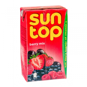 Sun Top Berry Mix Juice 250 ml