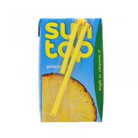 Sun Top Pineapple Juice 250 ml