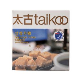Taikoo Raw Sugar Cube 454Gm