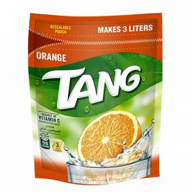 Tang Instant Drink Orange (Pouch) 375Gm