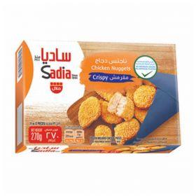 Sadia Chicken Nuggets Crispy 270Gm