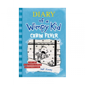 The Diary Of A Wimpy Kid: Cabin Fever | Jeff Kinney