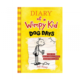 The Diary Of A Wimpy Kid: Dog Days | Jeff Kinney