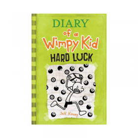 The Diary Of A Wimpy Kid: Hard Luck | Jeff Kinney