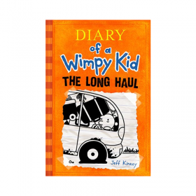 The Diary Of A Wimpy Kid: The Long Haul | Jeff Kinney