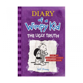 The Diary Of A Wimpy Kid: The Ugly Truth | Jeff Kinney