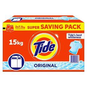 Tide Washing Powder 2 X 7.5 Kg (15 Kg)