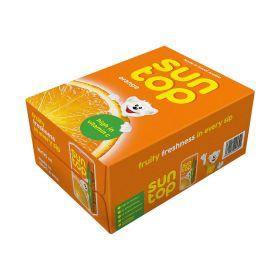 Suntop Orange Juice 18 X 125Ml