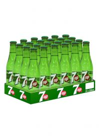 7Up Carbonated Soft Drink Pet 24 X 250Ml