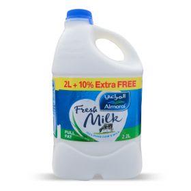 Almarai Fresh Milk Full Cream 2.2 Ltr