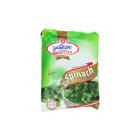 Gold Alex Frozen Minced Spinach 400Gm