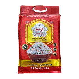 Al Zaeem 1121 Basmati Rice 5Kg