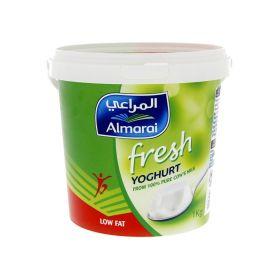 Almarai Fresh Yoghurt Low Fat 1 Kg