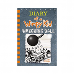 The Diary Of A Wimpy Kid: Wrecking Ball | Jeff Kinney
